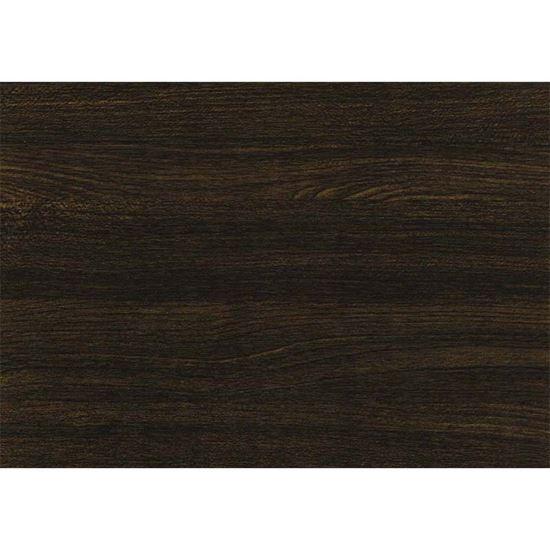 Minirotolo plastica adesiva, 45x200 cm, colore legno noce scuro ...