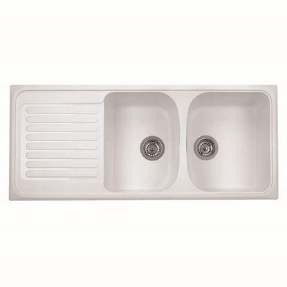 Lavelli e complementi ottimax - Lavello cucina resina ...