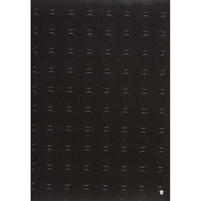 Immagine di Pavimento pvc Bolflex, spessore 1 mm, 3xh2 mt, colore nero