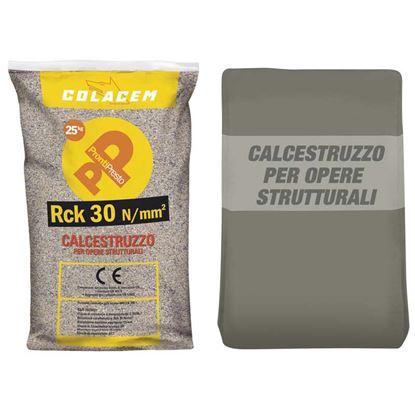Immagine di Calcestruzzo strutturale RCK30, sacco da 25 kg