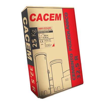 Immagine di Cemento tipo 3/25 R, sacco da 25 kg