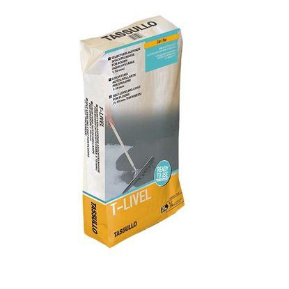 Immagine di Rasatura Tassullo, autolivellante, 1/10 mm, confezione 25 kg