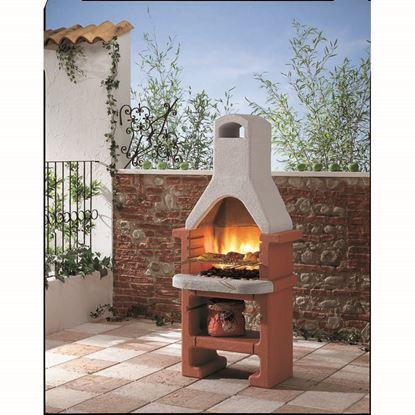 Immagine di Barbecue Palazzetti Corea a carbonella 72x77xh171 cm