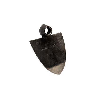 Immagine di Zappa triangolare, acciaio forgiato, 600 gr
