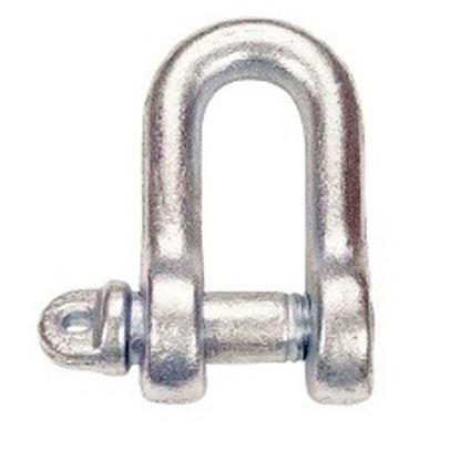 Immagine di Grilli diritti, tipo largo, acciaio inox AISI 316, 10 mm