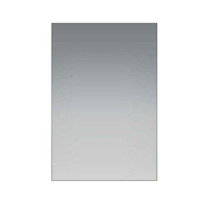 Immagine di Specchio semplice, filo lucido da incollo, 90x60 cm