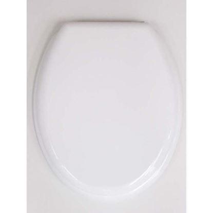 Immagine di Sedile WC Roma, universale, in MDF