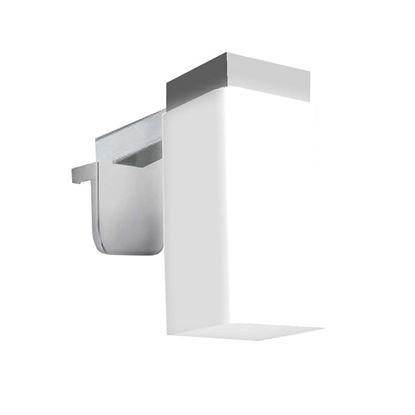 Immagine di Lampada Form, con attacco morsetto a specchio, lampadina G9 inclusa