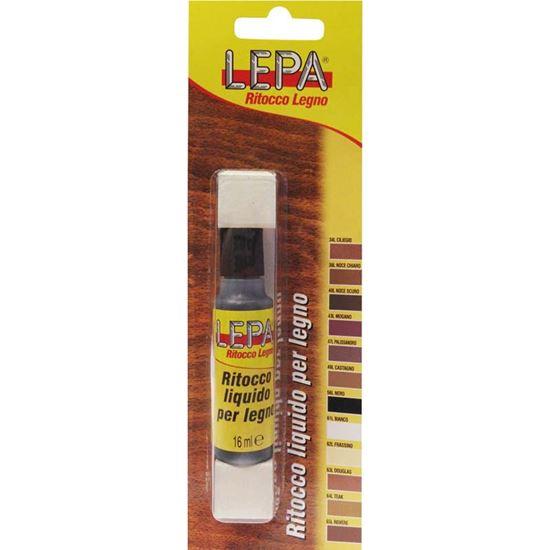 Ritocco liquido per legno, 16 ml, 38 noce chiaro, VERNICI - Ottimax