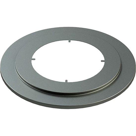 Immagine di Rosone, per stufa a legna, Ø 120 mm, colore nero