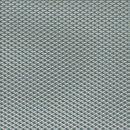 Immagine di Lamiera striata, acciaio grezzo, 250x500x1,2 mm