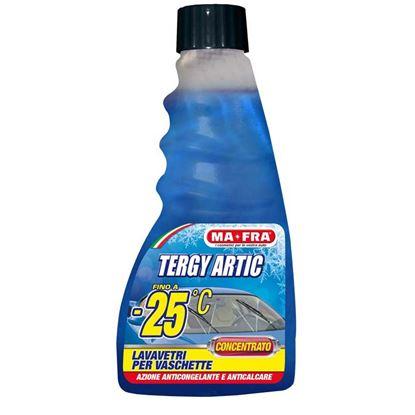 Immagine di Lavavetro Ma-Fra, Tergy Artic -50°, detergente invernale, per vaschette tergicristallo, 250 ml