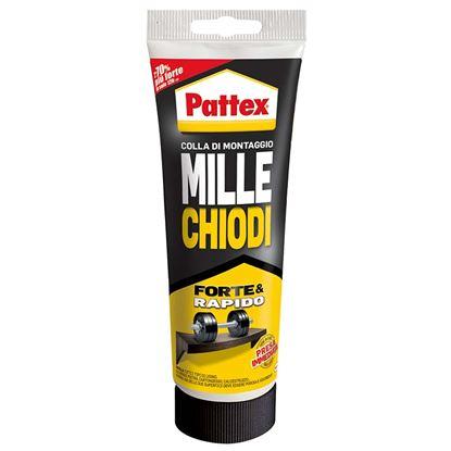 Immagine di Pattex millechiodi original, adesivo acrilico, 250 gr