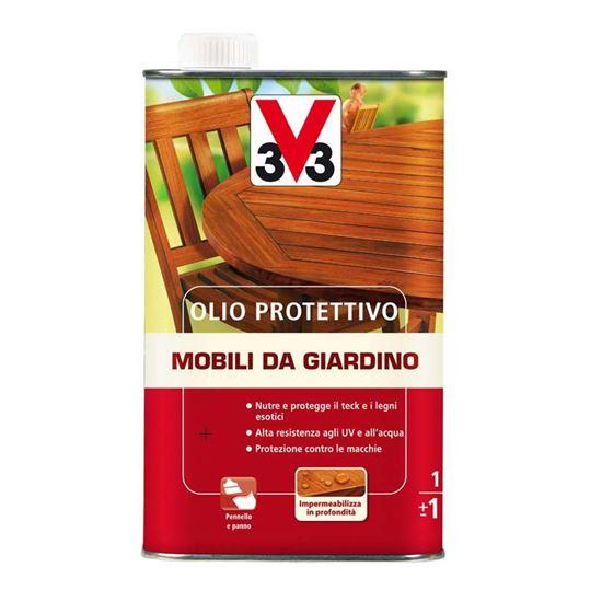 Teak Mobili Da Giardino.Olio Protettivo V33 Per Mobili Da Giardino Protegge Tutti I
