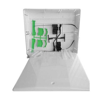 Immagine di Cassetta per collettori, in plastica, 50x26x9,5 cm