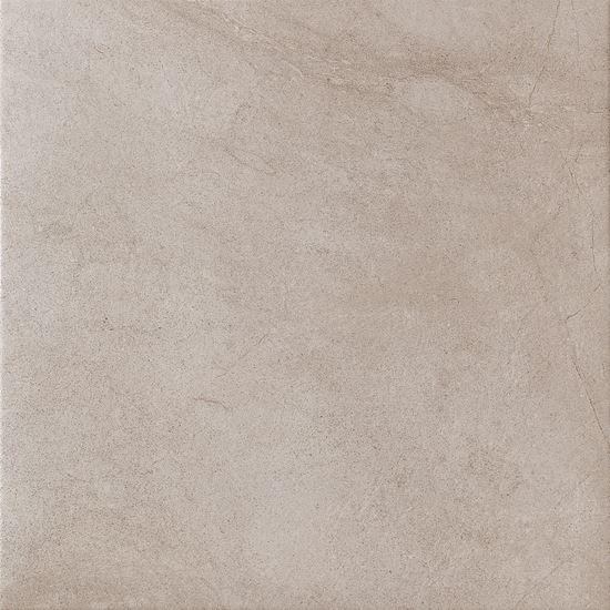 Pavimento Beton Mix Warm, gres porcellanato, tutta massa, spessore 9,5 mm,  conf.da 1,09 m², 60x60 cm, colore tortora