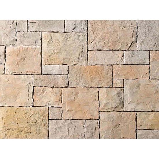 Placchetta caprera in cemento formati regolari esterno interno