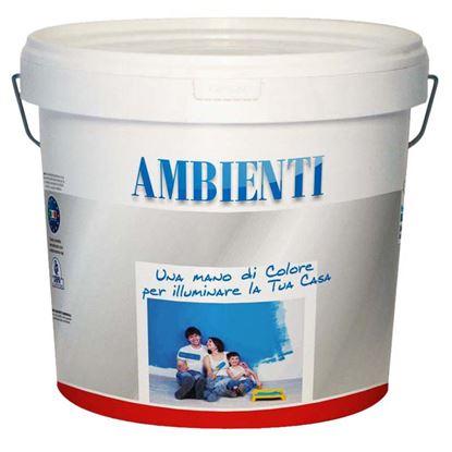 Immagine di Pittura al quarzo, per interno ed esterno, colore bianco, 4 lt, resa 25-35 m²
