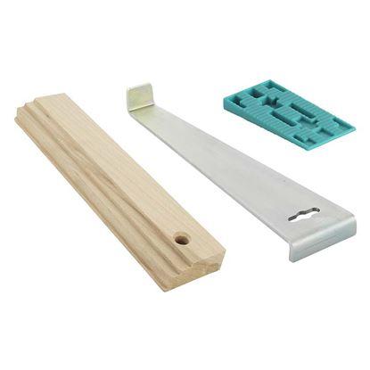 Immagine di Seghetto con manico in legno, impugnatura angolata e girevole a 180°