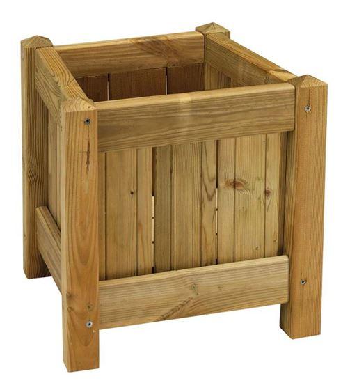 Fioriera Casual, legno di conifera impregnato in autoclave ...