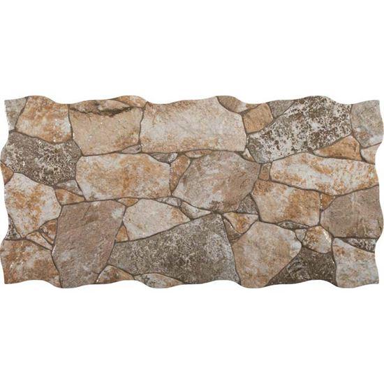 Placchetta pisco gres porcellanato confezione da 1 07 m² 33x66 cm