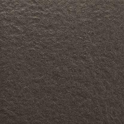 Immagine di Pavimento Roccia, gres porcellanato, strutturato, da esterno, confezione da 1,21 m², 30,5x30,5 cm, colore grafite