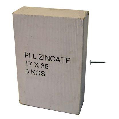 Immagine di Punte piana larga, 5 kg, 17x30 mm