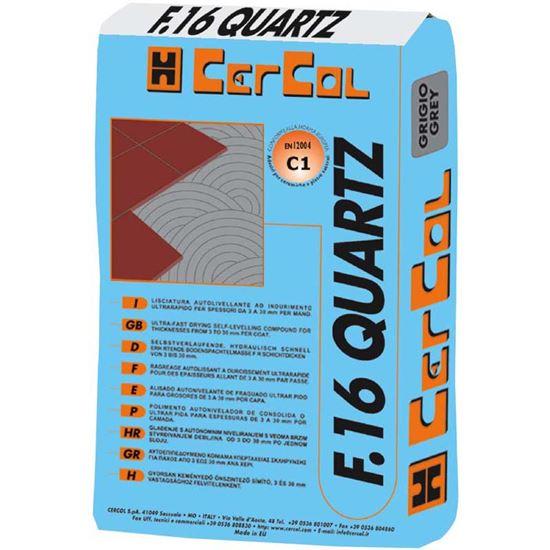 Immagine di Colla per piastrelle F16, 25 kg, colore grigio