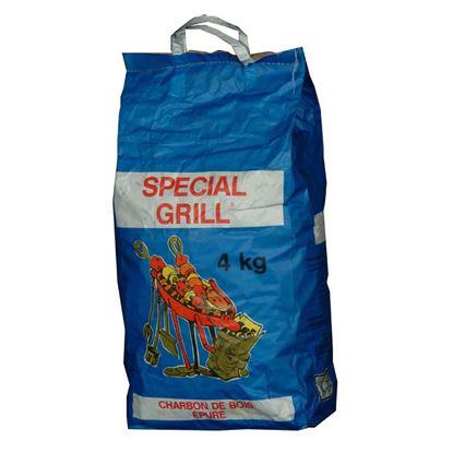 Immagine di Carbonella Special Grill, carbone puro pressato, 4 kg