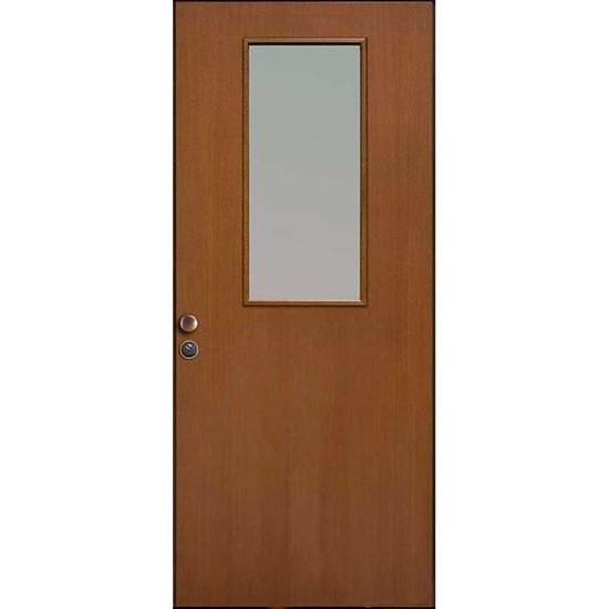 Porta blindata finestrata vetro blindato cilindro - Cilindro porta blindata prezzo ...