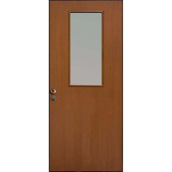 Porta blindata finestrata vetro blindato cilindro - Guarnizione porta blindata ...