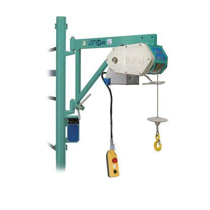 Immagine di Elevatore elettrico Imer ET200N, portata 200 kg, potenza 750 W,  peso 50 kg