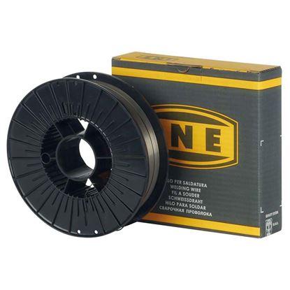 Immagine di Filo Ine per acciaio inox, bobina 1 kg, Ø 0,8 mm
