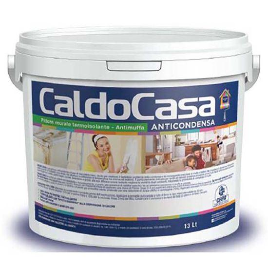 Pittura caldocasa termoisolante anticondensa a base di - Pittura termoisolante antimuffa ...