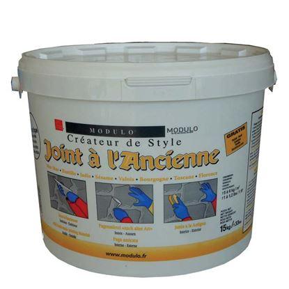 Immagine di Fuga per placchette, in gesso e cemento, interno ed esterno, colore bianco anticato, 15 kg