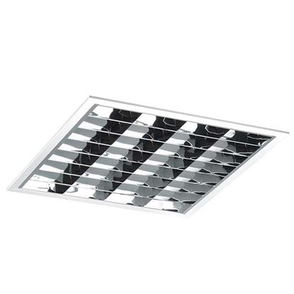 Immagine di Plafoniera incasso dark light 2x36w