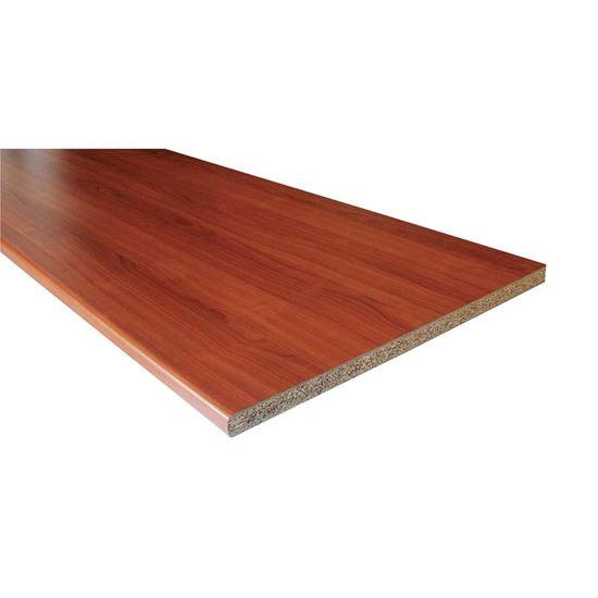 Top cucina 205x60 cm spessore 28 mm ciliegio - Spessore top cucina ...