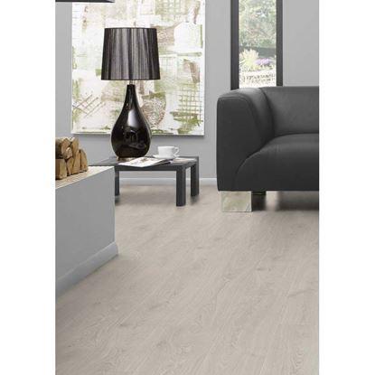 Immagine di Pavimento laminato Amazone, 10x157x1380 mm, 1,30 m² a confezione, colore rovere beige