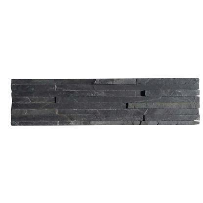 Immagine di Rivestimento in quarzite naturale miami, 40x10 cm, spessore 1-1,5 mm, confezione da 0,4 m²