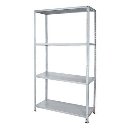Scaffali metallo ottimax for Ikea scaffali metallo