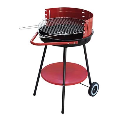 Barbecue Grill Tondo