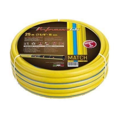 Immagine di Tubo Match 4 strati in PVC, filo elicoidale antitorsione Ø30 mm, 50 mt