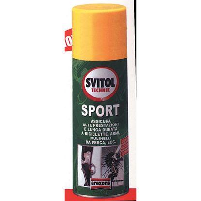 Immagine di Svitol technik sport , con erogatore, sbloccante, lubrificante e disossidante , 200 ml