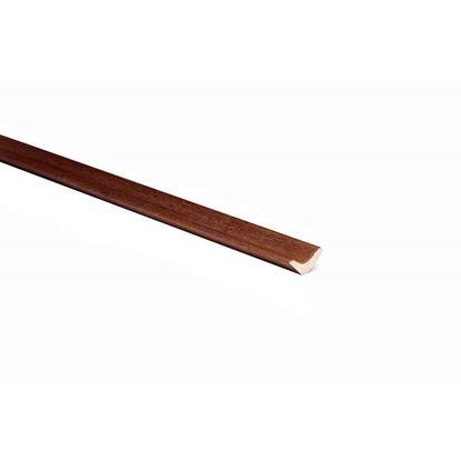 Immagine di Contrangolo, 22x10x3000 mm, colore noce nazionale