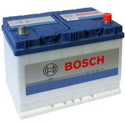 Immagine di Batteria auto Bosch, S4-60 Ah, spunto 450 A, polarità dx