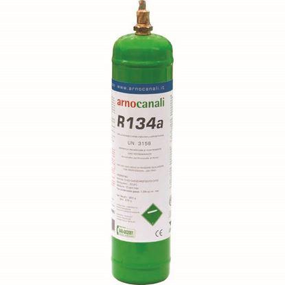 Immagine di Bomboletta gas freon, R134a, 1 kg