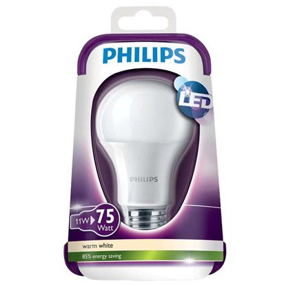 Immagine di Goccia LED smerigliata, 75W, E27, 1055 lumen