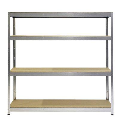 Immagine di Scaffale legno metallo 2000x700x2000 portata 400kg x piano